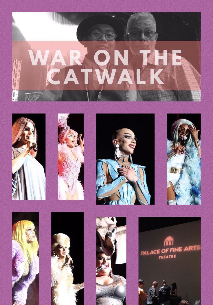 War on the Catwalk 2017 (RuPaul's Drag Race Season 9 Queens)
