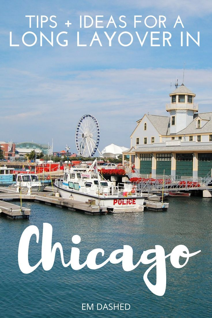 Traveling from O'Hare airport to the city, how to store your luggage, and what to see and do during a long layover in Chicago, Illinois. Midwest | United States | USA
