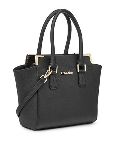 Handbags | Satchels | On My Corner Leather Crossbody Satchel | Hudson's Bay