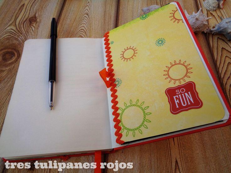 Tres Tulipanes Rojos: Wonderful summer