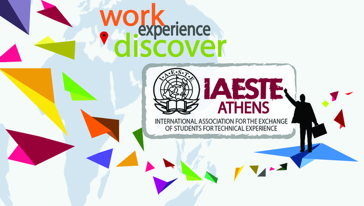 IAESTE Athens - NTUA: Where it all started :) IAESTE Greece, member of IAESTE since 1958!