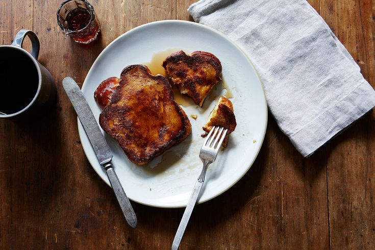 A Challah French Toast That Can't be Improved Upon  on Food52