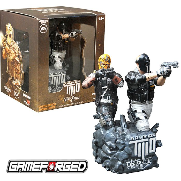 Army of two collectibles!