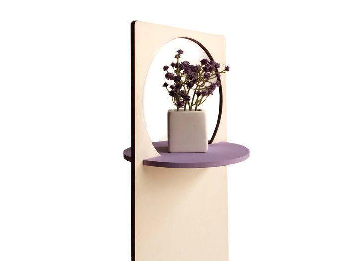 Tavolini da soggiorno - Piedistallo in legno, home decor moderno - un prodotto unico di Lexio_shop su DaWanda