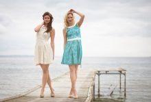 S/S 2015 Dresses in jersey  www.juliejespersen.com