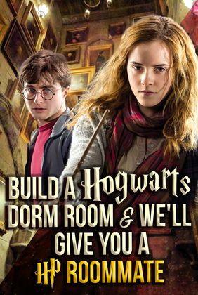 Harry Potter Quiz: Build A Hogwarts Dorm Room & We'll Give