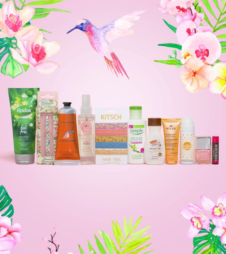 YOU Beauty Box - June's The Garden Party Edit - YOU Magazine | Beauty, Fashion, Events, Lifestyle, Food