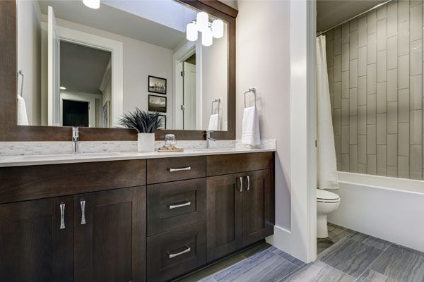 bathroom vanity cabinets and makers