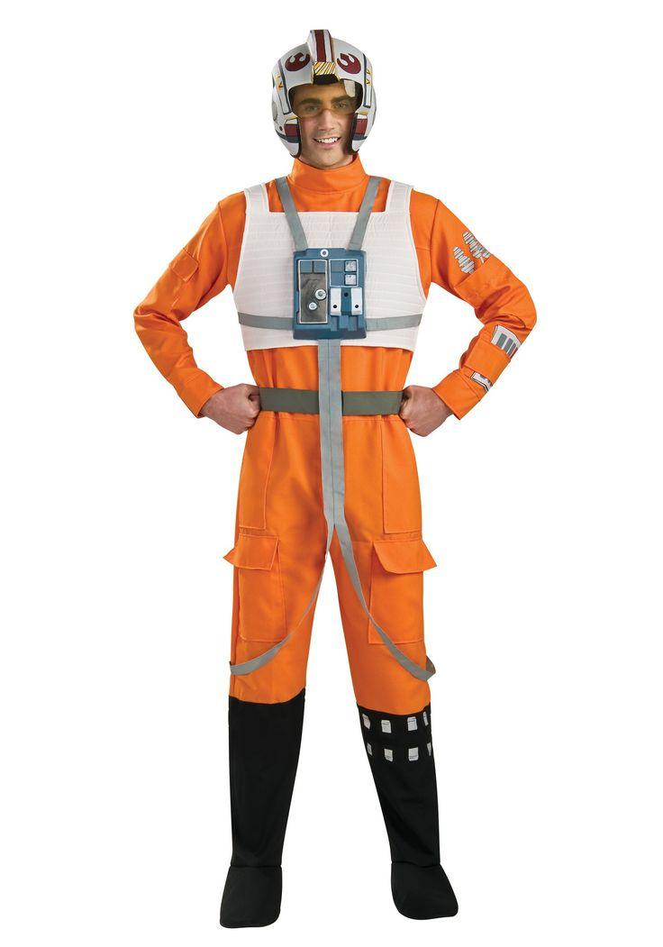 Adult X-Wing Pilot Costume