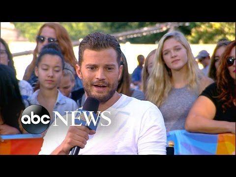 Fifty Shades of Grey TRAILER 2 (2015) Dakota Johnson, Jamie Dornan HD - YouTube
