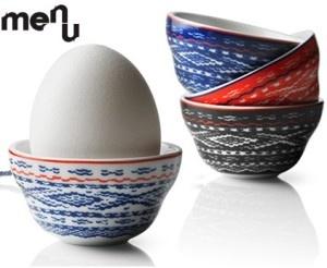 "Menu ""Nordic Wool"" eggeglass."