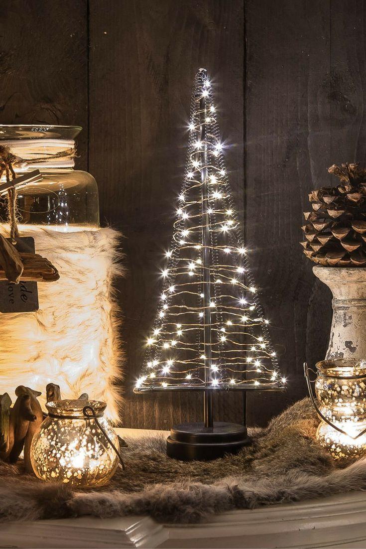 35 besten weihnachtsbeleuchtung garten und - Weihnachtsbeleuchtung garten ...