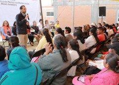 Entregan recurso a trabajadores del medio ambiente en Zinacantepec