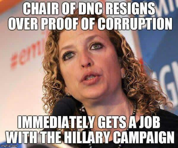 Seriously, why isn't she prosecuted? How is it Democrats keep failing upward?