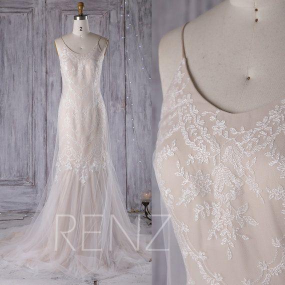 the 25 best beige wedding dress ideas on pinterest