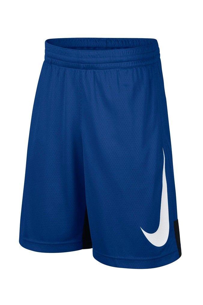 Boys Nike Dri FIT Short Blue | Products in 2019 | Nike dri