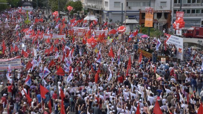 ΠΑΜΕ: Παίρνουμε στα χέρια μας την πανεργατική - πανελλαδική απεργία στις 17 Μάη | 902.gr