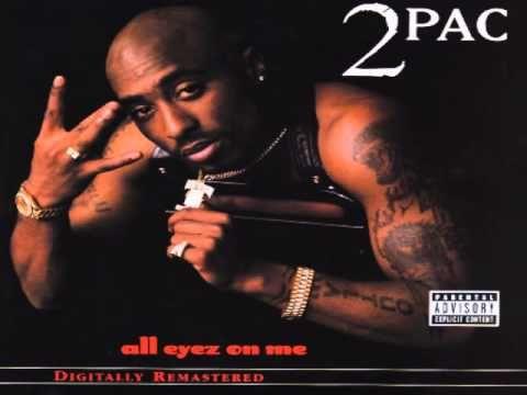 2Pac feat. Big Syke - All Eyez On Me - YouTube