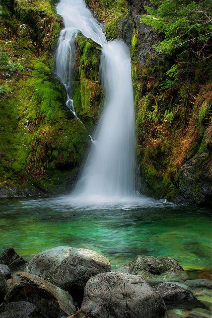 ✯ Sullivan Creek Falls, Oregon