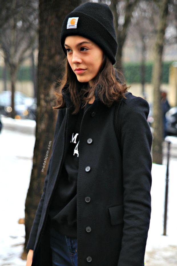 Ewa Wladymiruk, Paris, January 2013