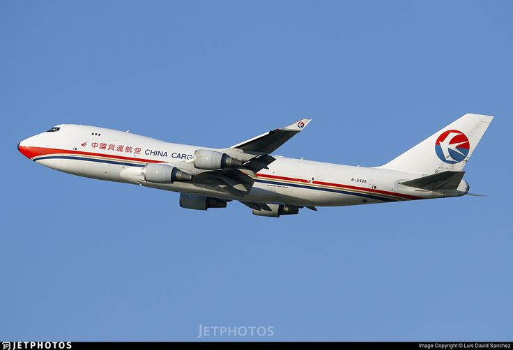 Photo of B-2426 - Boeing747-40BF(ER) - China Cargo Airlines