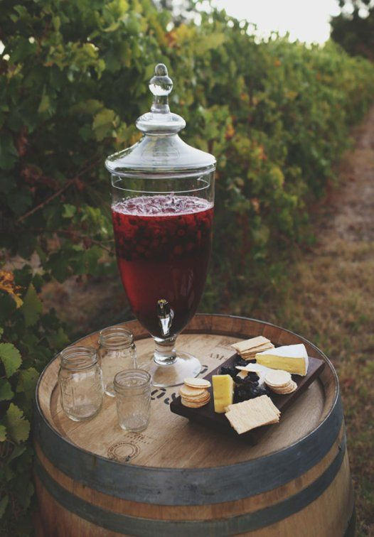 Wine and Cheese Wedding Inspiration + Ideas
