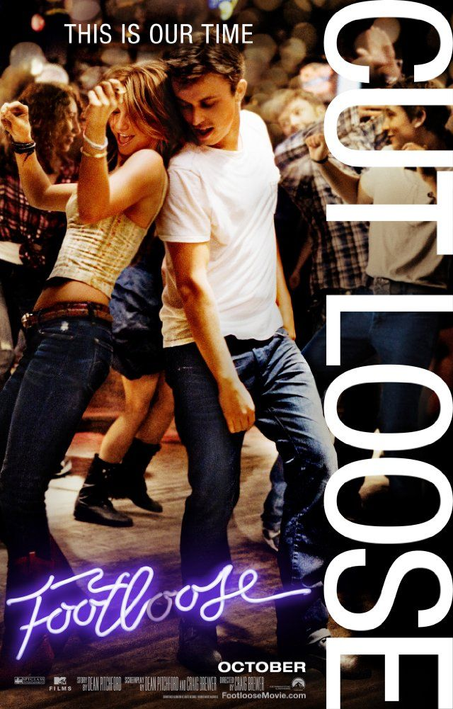 Footloose, this version was good, but the original, much better!
