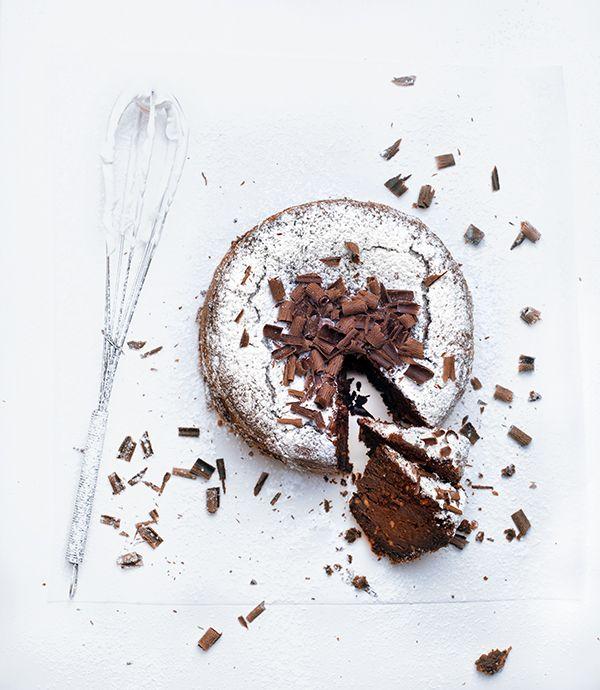 Delicious chocolate cake! Photo: Stavros Kostakis