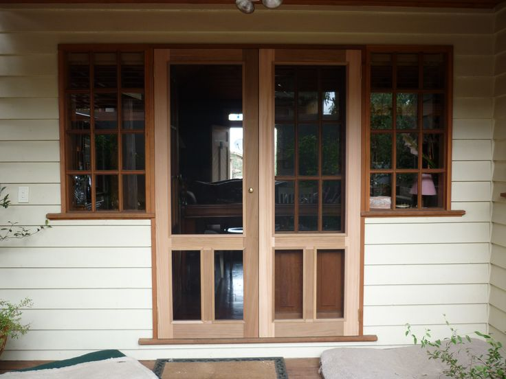 Best 20 french door screens ideas on pinterest for Screen doors for french doors
