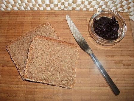Tönkölykenyér kenyérsütő géphez