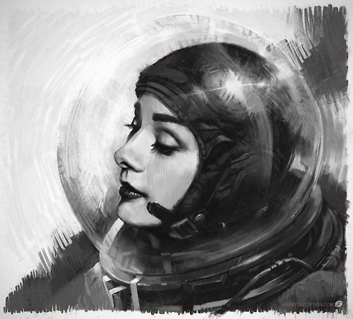 astro audrey by mike hill