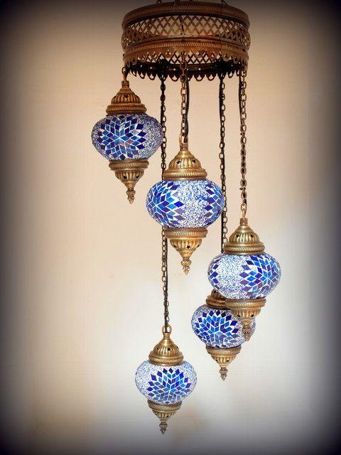 Mediterranean lighting ideas