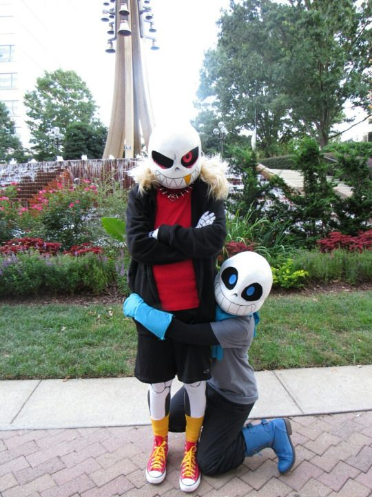 Tiny Wyvern | Underfell and Underswap Sans cosplay