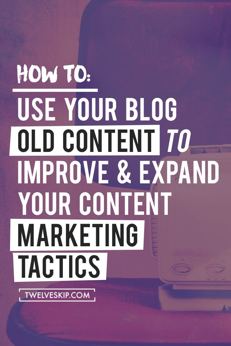 Content Marketing - Blogging