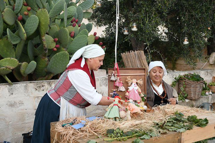 Authentic moments at Borgo Egnazia, Apulia, Italy