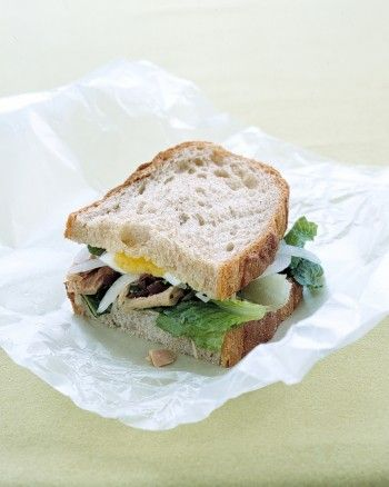 17 best images about sandwiches on pinterest sandwich for Tuna and egg sandwich