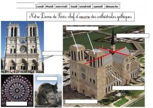 Dossier PARIS VERSAILLES monuments histoire Cycle 2-3 | BLOG GS CP CE1 CE2 de Monsieur Mathieu NDL + sur le site dossiers: monuments de Paris, les bateaux mouches, notre dame de Paris