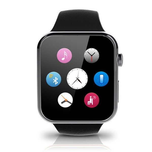 A9 Bluetooth Heart Rate Remote Camera Smart Watch For Android And IOS at Banggood