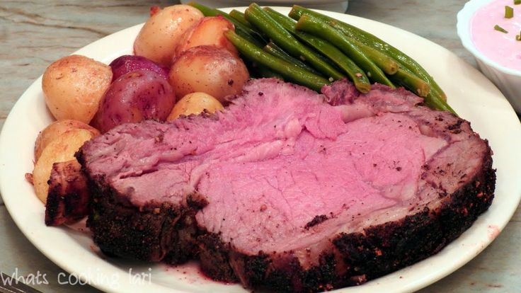 How to PERFECTLY cook a Prime Rib Roast by Whats Cooking Lari
