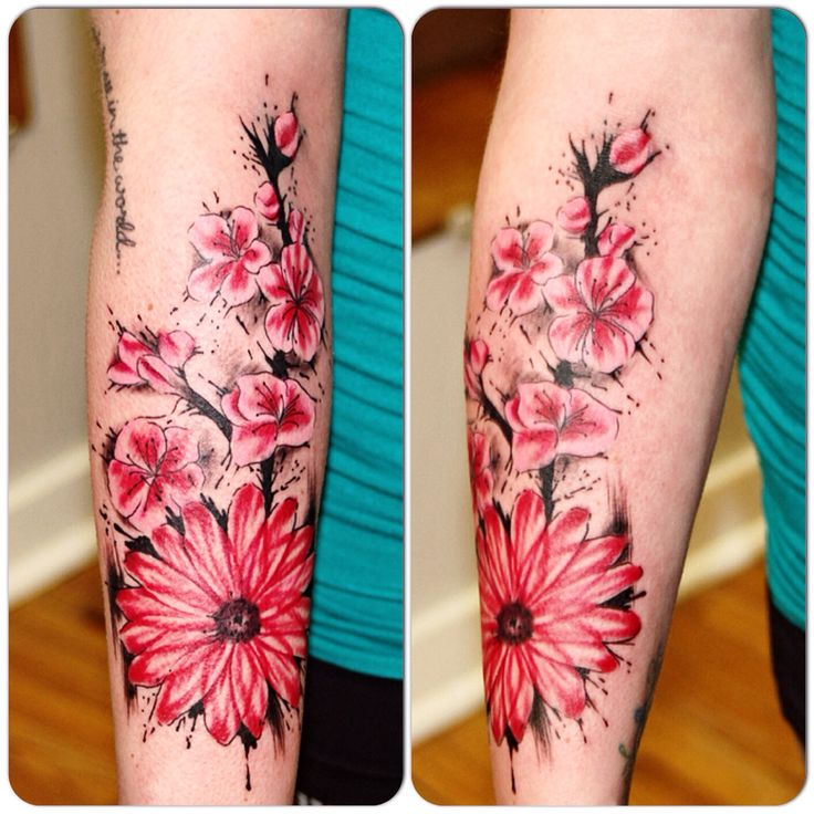 42 Watercolor Lily Tattoos Collection: 42 Best Images About Deadly Nightshade Tattoo Inspiration
