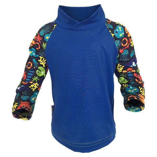 Under the sea Baby UV tee long sleeves