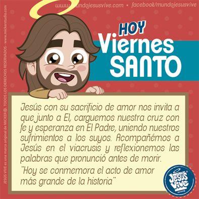 Jesús Vive® – Viernes Santo
