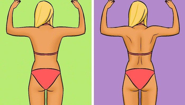 We wonder if you knew this – one of the sexiest parts of the body is the backside. Too obvious? No, not the bum, but the back, especially during the summer days where you were open-back dresses, swimwear etc. A strong back is very good for your body, meaning you will stand up straighter, you will look slimmer, and you can better work out the rest of your body.