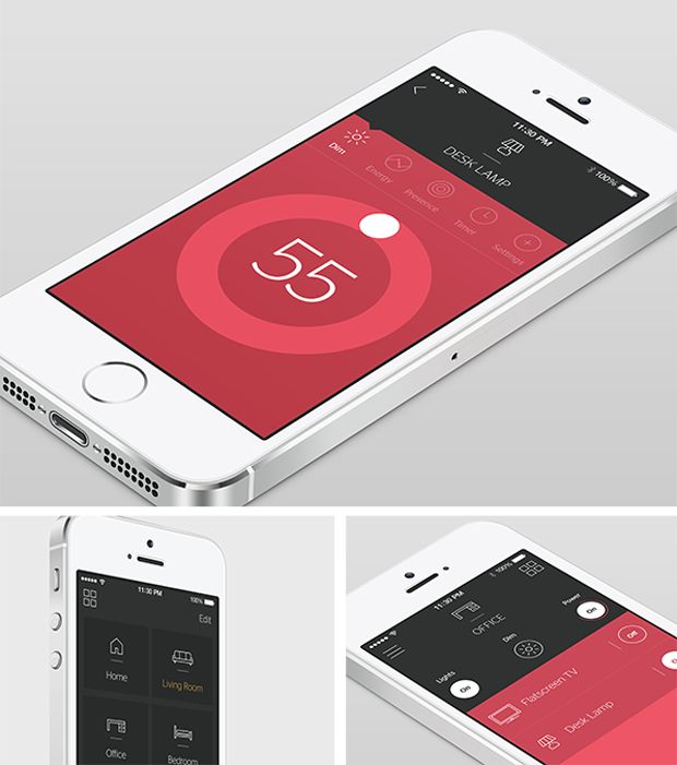 Zuli Smartplugs - Control your lights and appliances from your smartphone, and teach your home a thing or two.