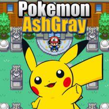 Pokemon Ash Gray Nintendo Game Boy Advance cover artwork