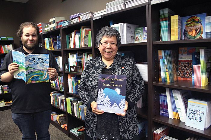 Strong Nations one of the largest online aboriginal books stores in North America - Nanaimo News Bulletin