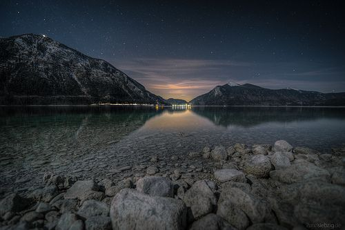 Starsky abobe lake Walchensee °2