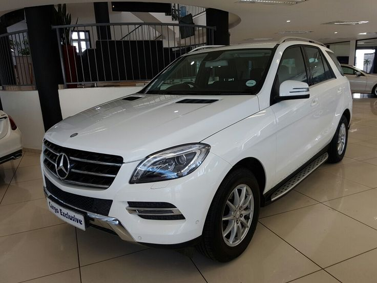Mercedes ML lives up to the SUV's prestige billing with features such as adaptive system, off road package, airmatic suspension, COMAND online navigation, adaptive high beam assist, intelligent lights system, Harmon Kardon sound system and running boards... All this for only R565000.00 #instacar #instadaily #instagood #f4f #stock #mercedes #dealership #workinghard #cargomotors #mlclass