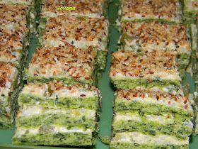 Jojini isprobani recepti: Posna torta od spanaća