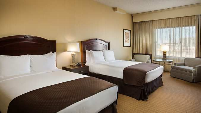 DoubleTree by Hilton Hotel Chicago O'Hare Airport - Rosemont, IL - 2 Double Beds | IL 60018